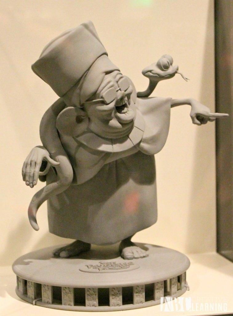 Deja View: The Art of Andreas Deja Details At The Walt Disney Family Museum - mama Odi Mold