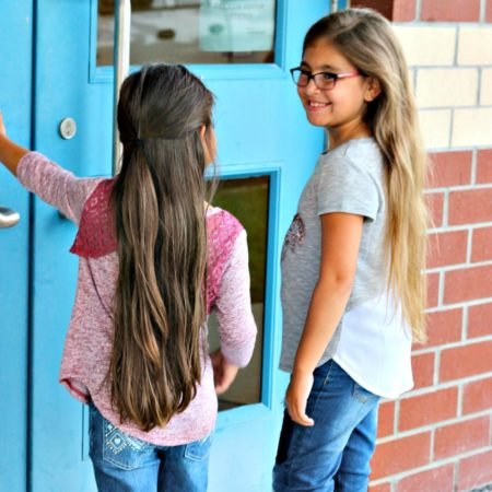 Encouraging Individuality With Back To School Style Trends From JCPenney + First Day Of School Printables