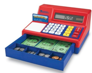 The 2017 Ultimate Back to School Gift Guide From Preschool To College - Pretend and Play Calculator Cash Register