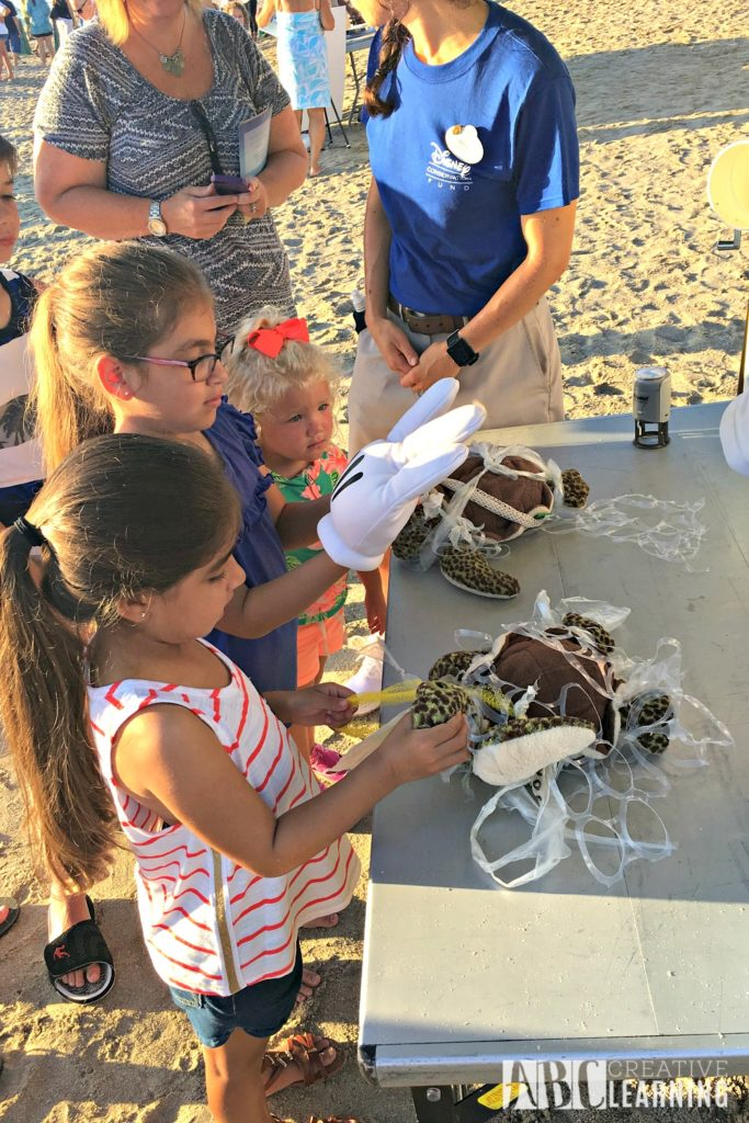 Teaching Our Youth To Take Care Of The Earth | Tour de Turtles at Disney's Vero Beach Resort - Cleaning Our Oceans