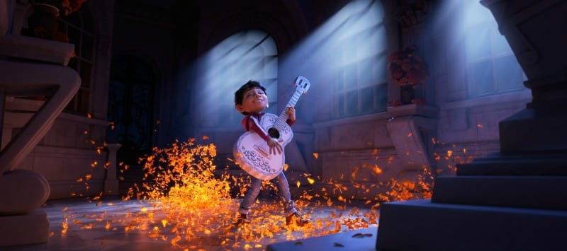 5 Facts You Should Know About COCO and Dia De Los Muertos - Land of the Living Marigold Flowers