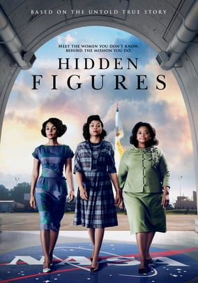 5 Empowering Woman Movies For Young Girls - Hidden Figures