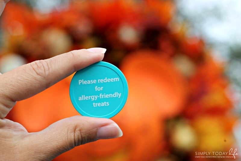 Allergy Friendly Guide To Mickey's Not So Scary Halloween Party Teal Tokens