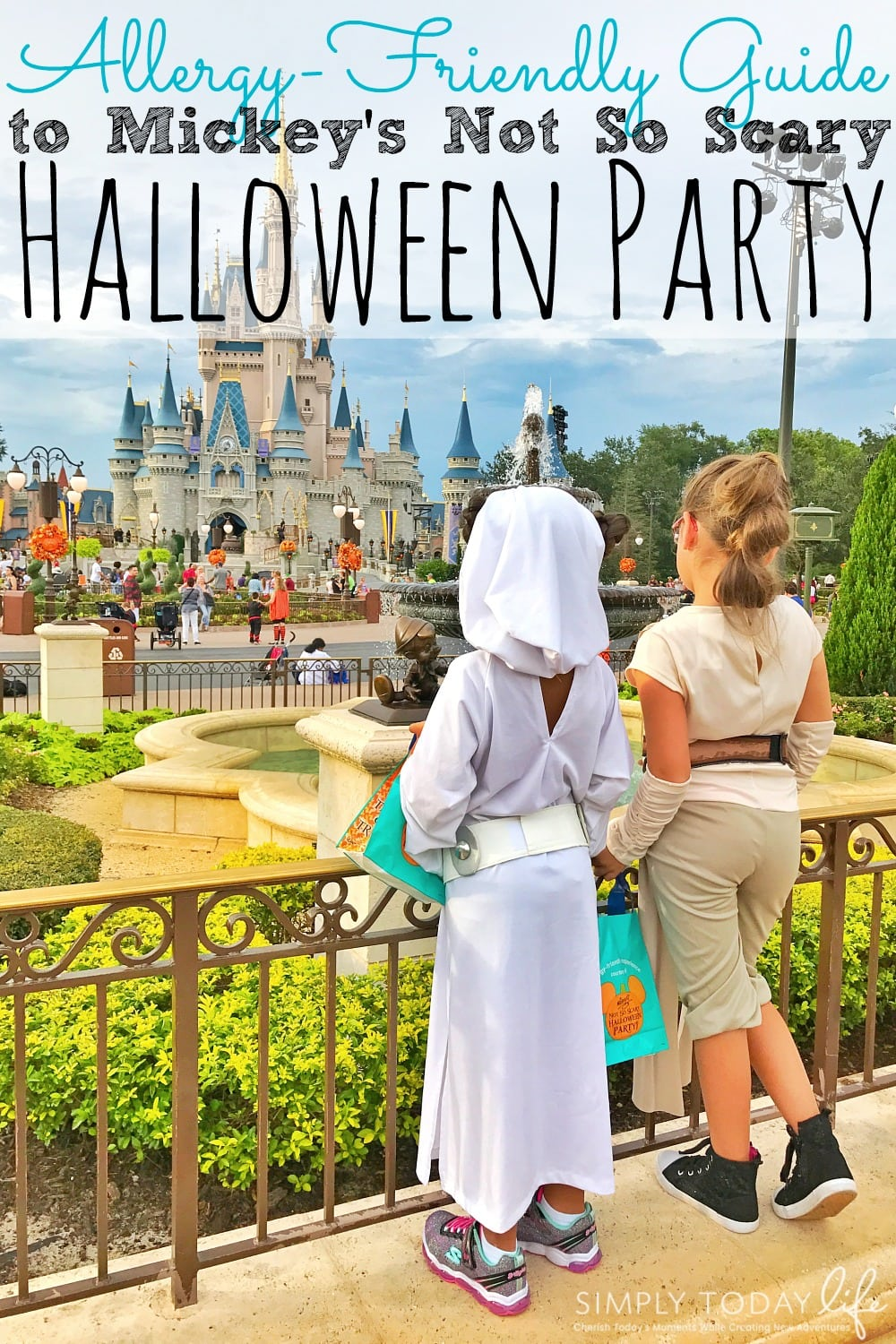 Allergy Friendly Guide To Mickey's Not So Scary Halloween Party - simplytodaylife.com