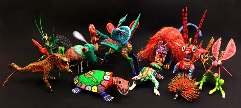A Closer Look Into Alebrijes, Pepita, and Dante In COCO Alebrijest