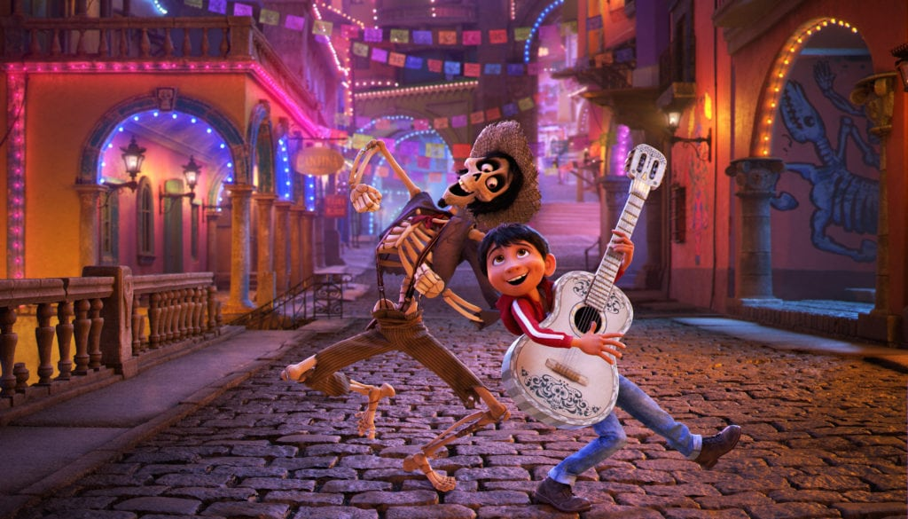 The Music of COCO and Fun Facts #PixarCOCOEvent