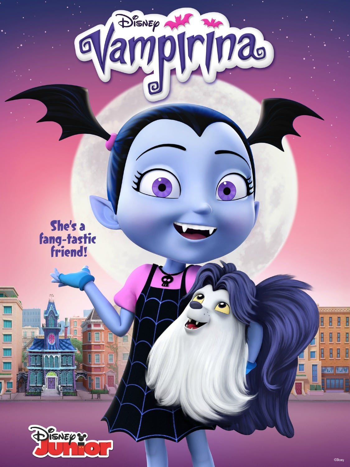 Free Vampirina Coloring Pages and Activity Sheets - simplytodaylife.com