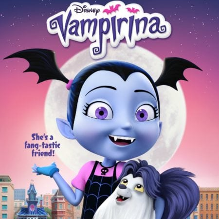 Free Vampirina Coloring Pages and Activity Sheets