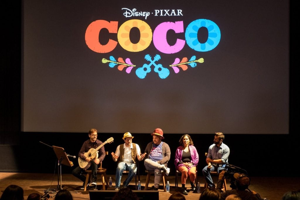 The Music of COCO and Fun Facts #PixarCOCOEvent - simplytodaylife.com
