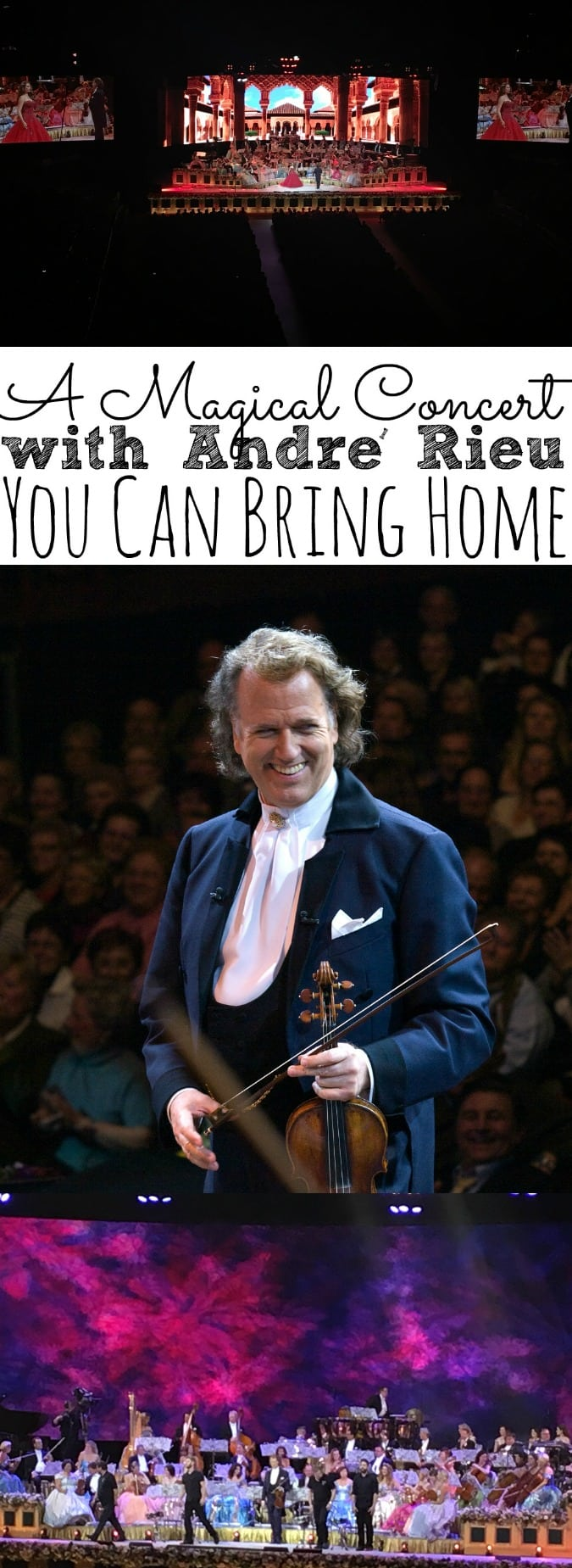 A Magical Concert with André Rieu You Can Bring Home - simplytodaylife.com