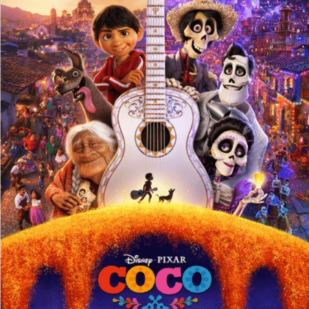 Family Friendly COCO Movie Review | A Culturally Filled Vibrant Adventure #PixarCOCOEvent