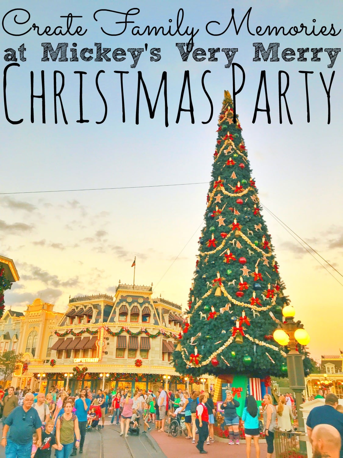Mickeys Very Merry Christmas Party.Create Family Memories At Mickey S Very Merry Christmas