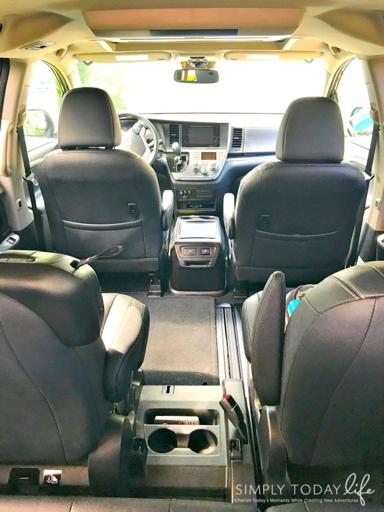 Reasons The Toyota Sienna SE Is The Perfect Family Car Seats 8