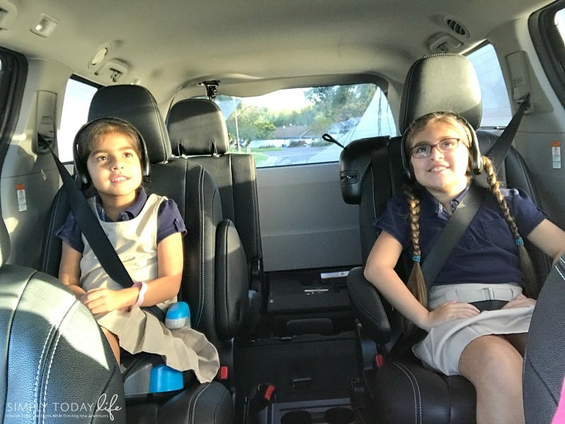 Reasons The Toyota Sienna SE Is The Perfect Family Car Technology