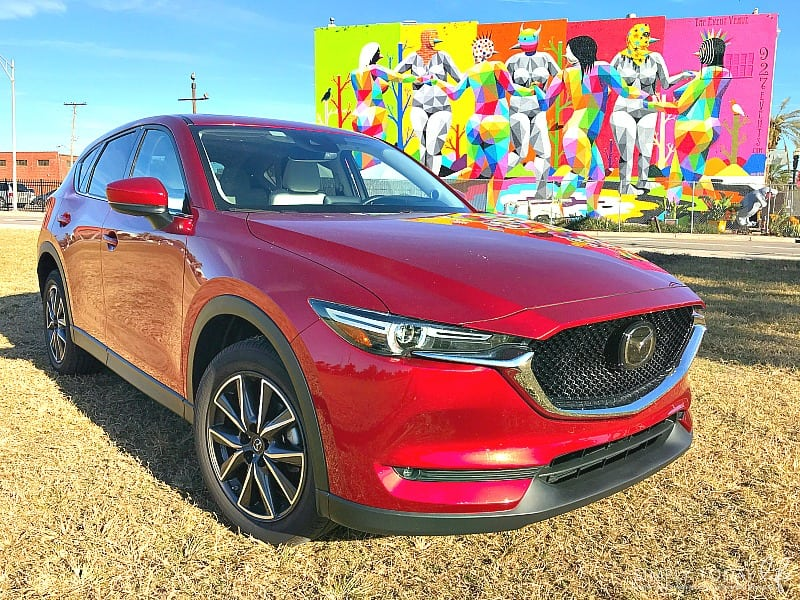 3 Reasons The Mazda CX-5 Is The Perfect Couples Road Trip Vehicle - Mazda Jacksonville Mural