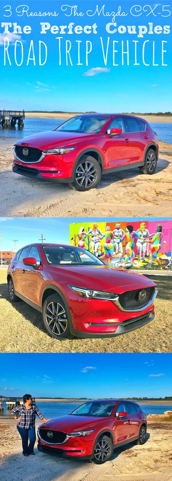 3 Reasons The Mazda CX-5 Is The Perfect Couples Road Trip Vehicle - simplytodaylife.com