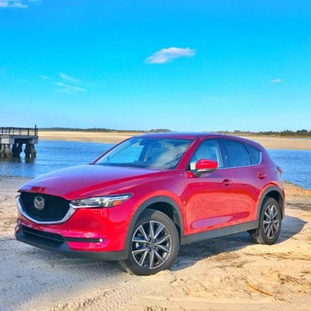 3 Reasons The Mazda CX-5 Is The Perfect Couples Road Trip Vehicle