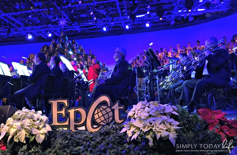 A Family Guide To Epcot International Festival of the Holidays - Candlelight Processional