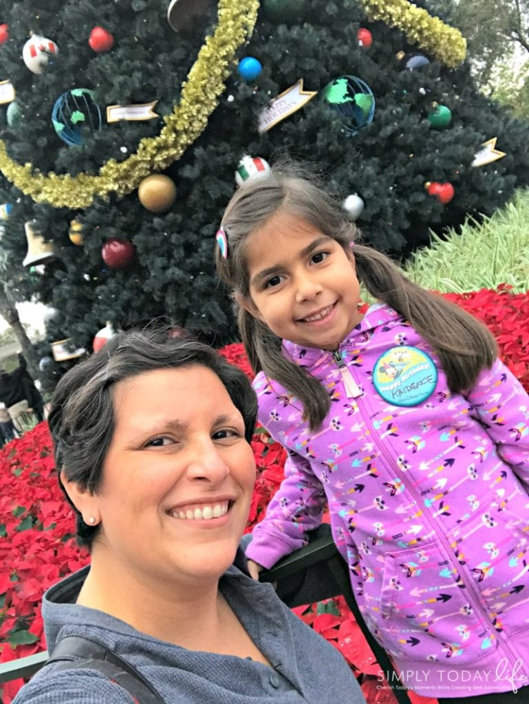 A Family Guide To Epcot International Festival of the Holidays - Epcot Christmas Tree