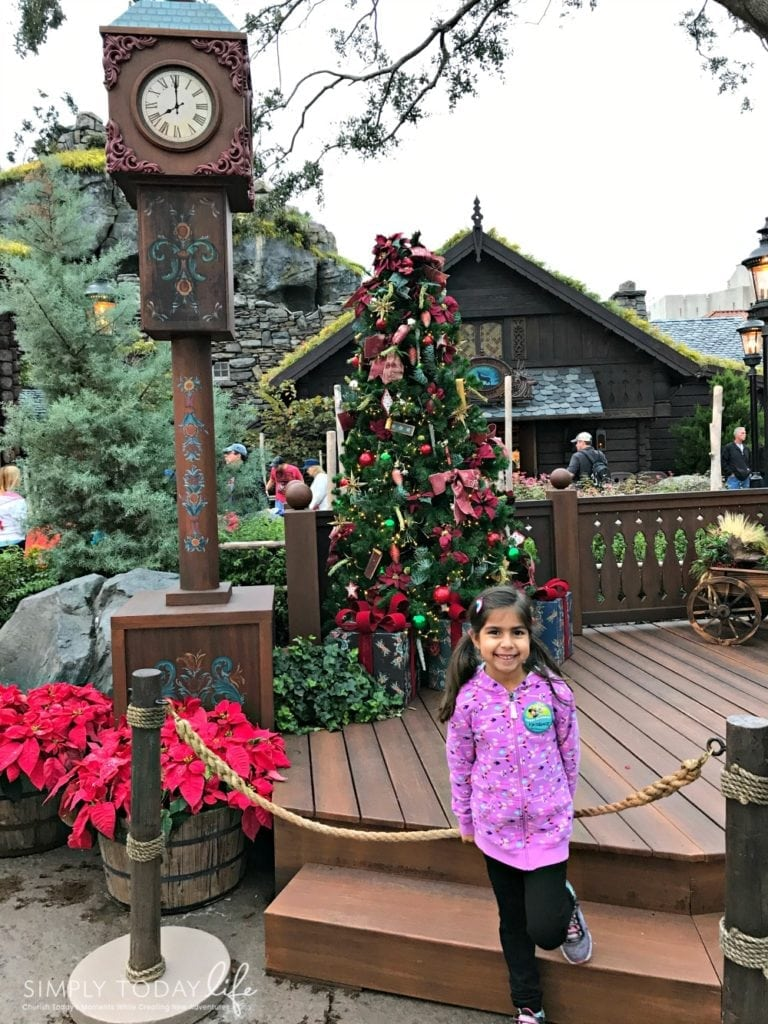 A Family Guide To Epcot International Festival of the Holidays - Epcot Christmas in Norway
