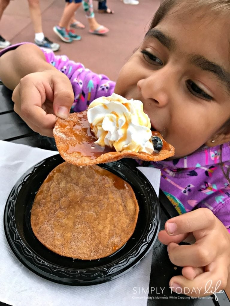 A Family Guide To Epcot International Festival of the Holidays - Around the world food tastings