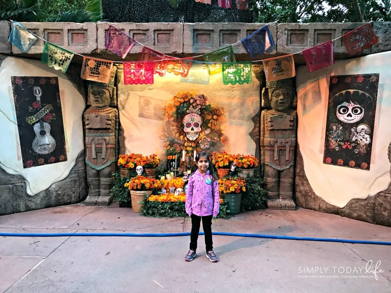 A Family Guide To Epcot International Festival of the Holidays - Pixar COCO at Epcot