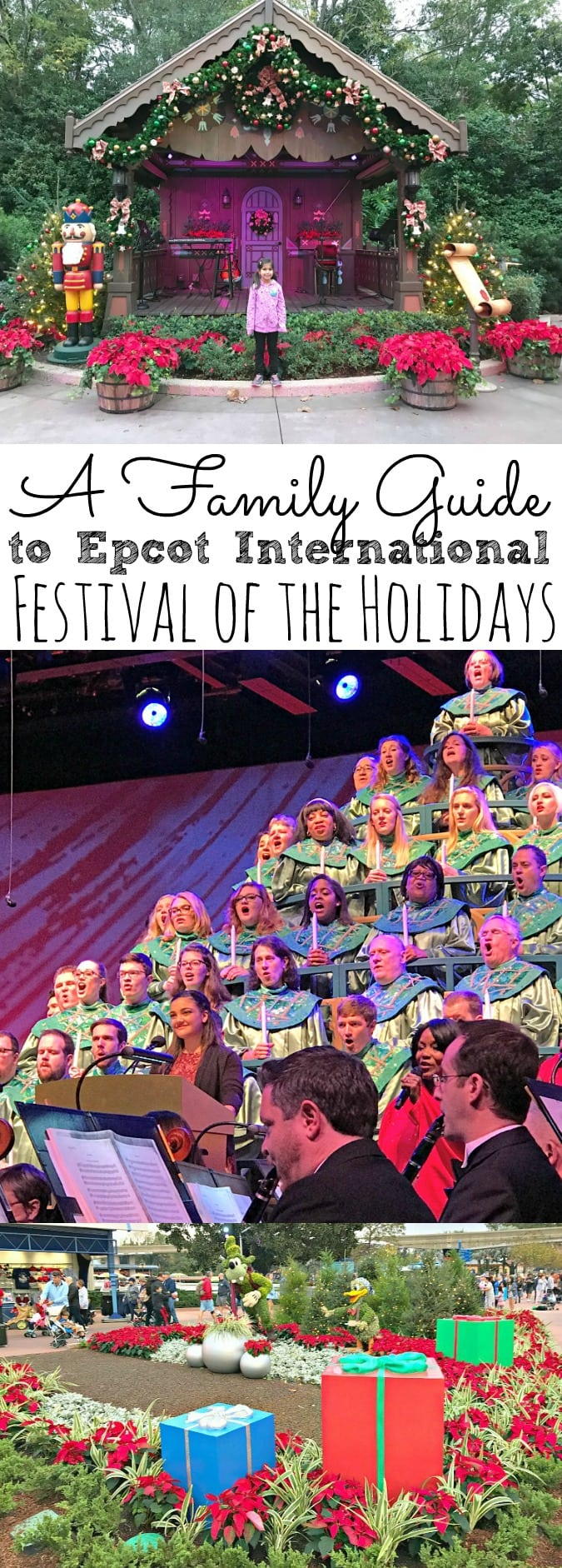 Epcot International Festival of theh Holidays