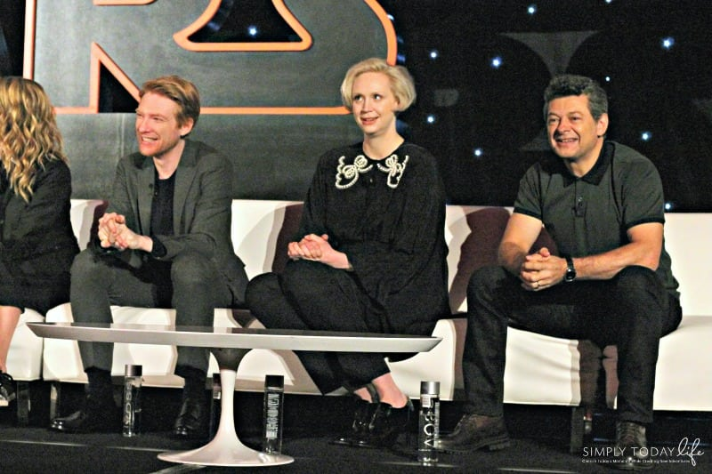 A Front Row View At Star Wars: The Last Jedi Global Press Junket - The Dark Side Cast The Last Jedi
