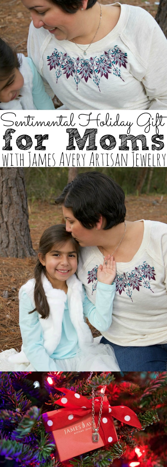 A Sentimental Holiday Gift For Mom With James Avery Artisan Jewelry - Simply Today Life