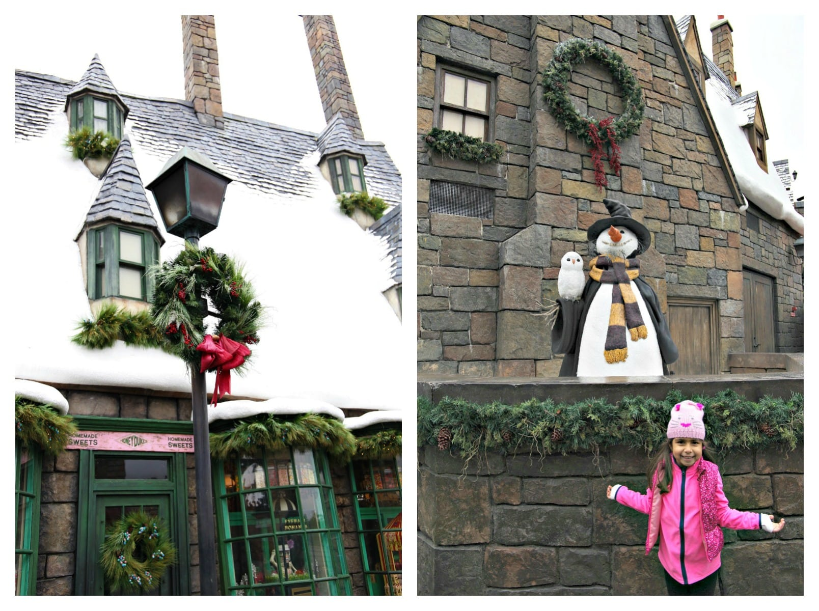 Family Guide To Celebrating the Holidays at Universal Orlando Resort - Hogsmead Holidays