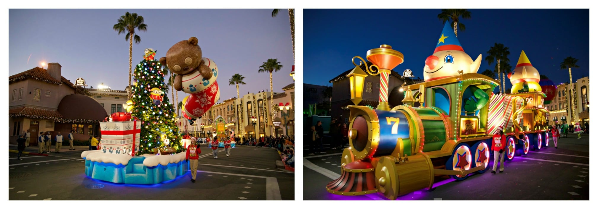 Family Guide To Celebrating the Holidays at Universal Orlando Resort - Holiday Parade