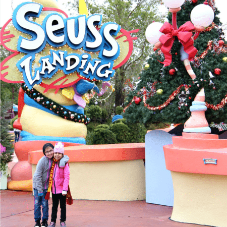 Family Guide To Celebrating the Holidays at Universal Orlando Resort