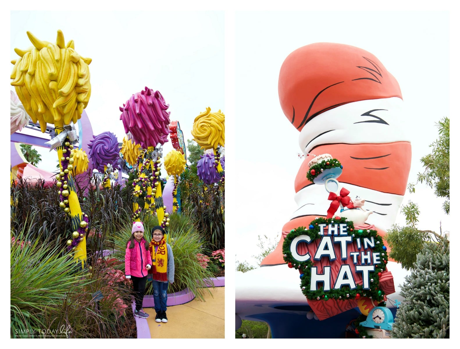 Family Guide To Celebrating the Holidays at Universal Orlando Resort - Seuss Landing Holidays
