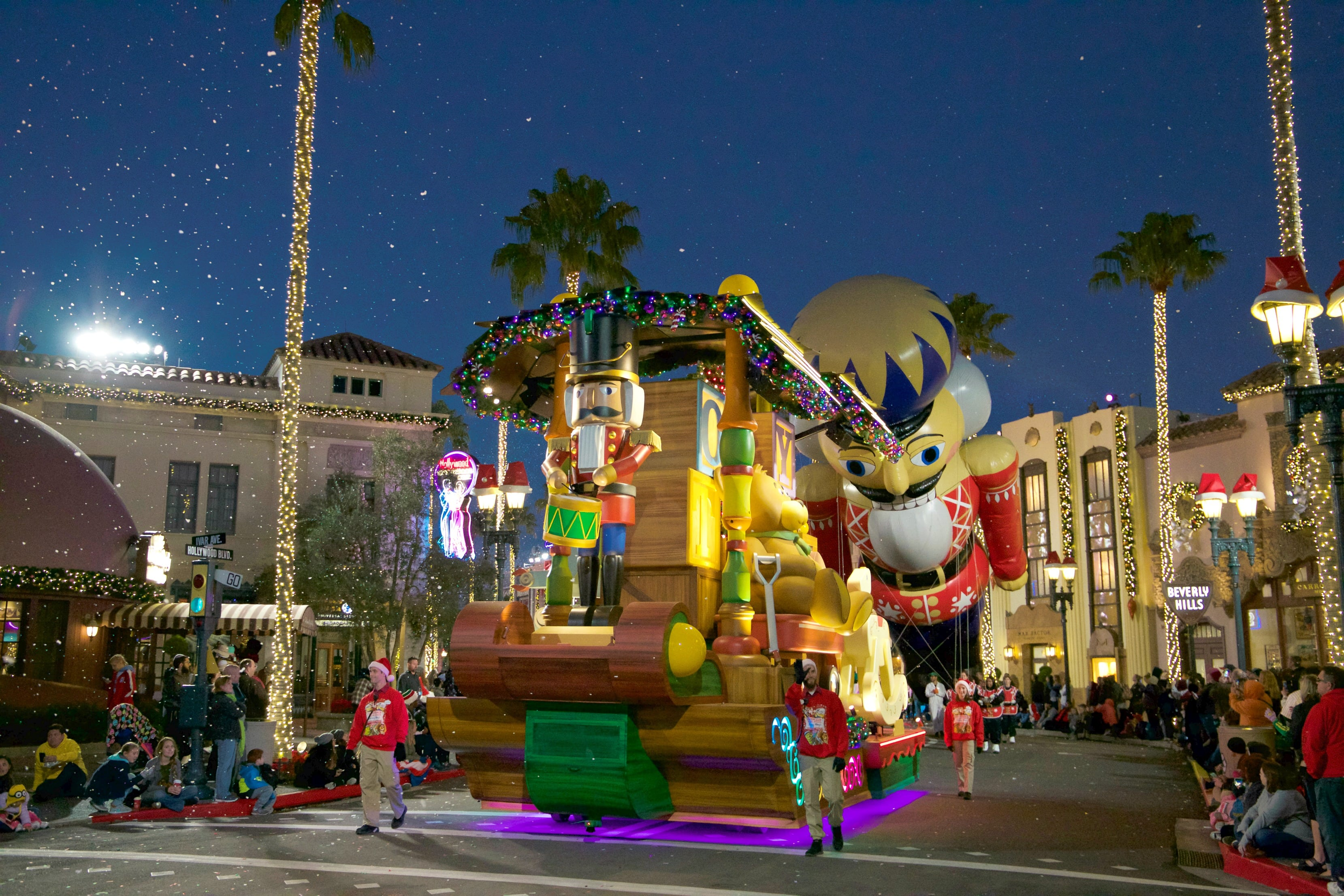 Family Guide To Celebrating the Holidays at Universal Orlando Resort - Toy Soldiers