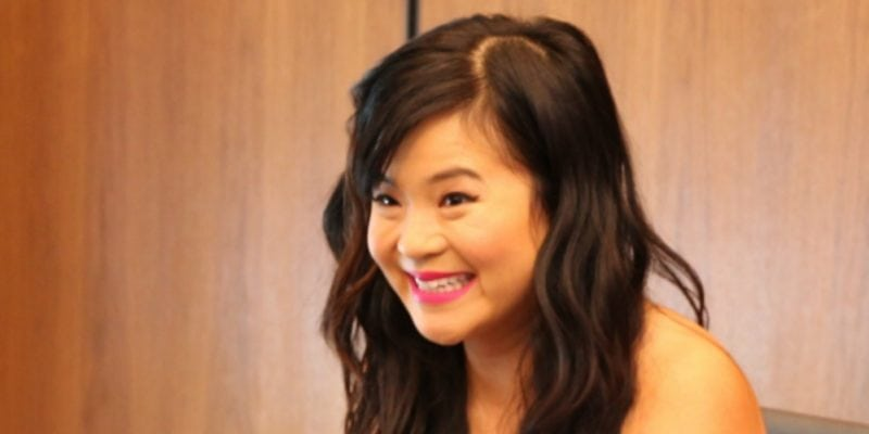 Interview with Kelly Marie Tran On Her Role As Rose Tico In Star Wars: The Last Jedi #TheLastJediEvent
