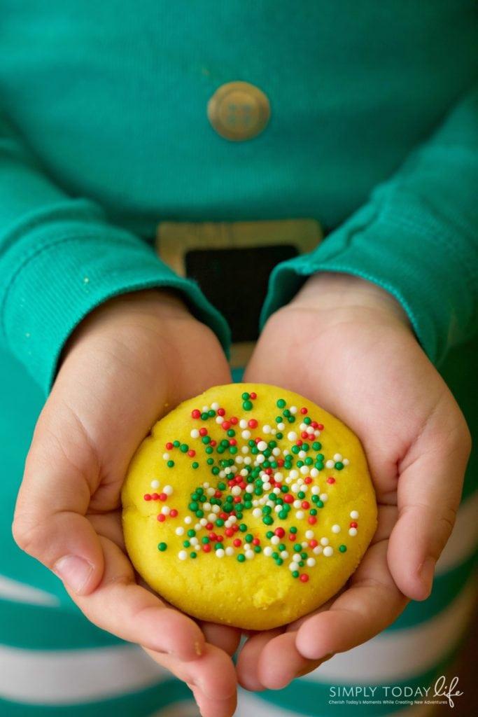 Mantecaditos Puerto Rican Cookie Recipe Perfect for Santa - Christmas Cookies Easy