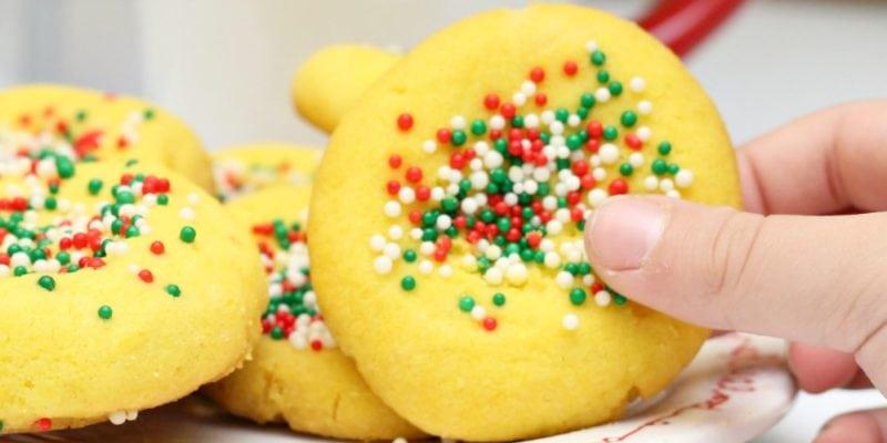 Mantecaditos Puerto Rican Cookie Recipe Perfect for Santa