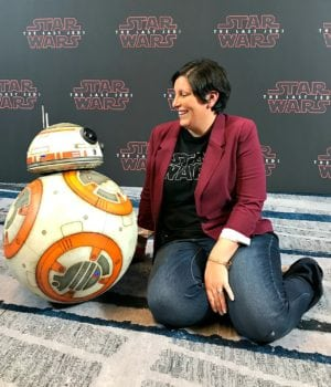 My Experience During The Star Wars: The Last Jedi Press Event #TheLastJediEvent