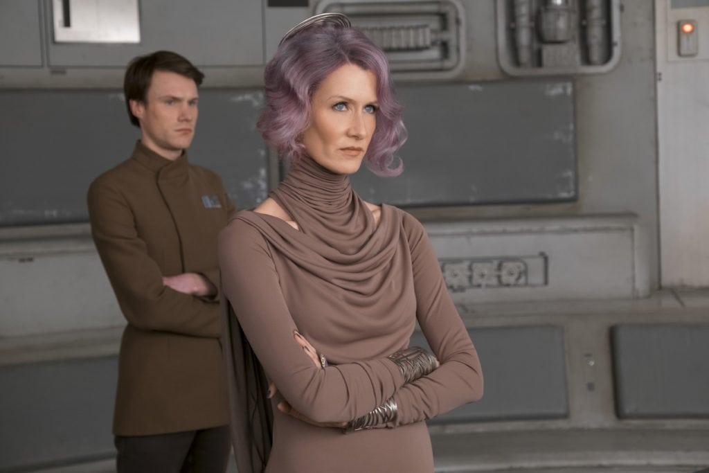 Interview With Laura Dern About Star Wars: The Last Jedi