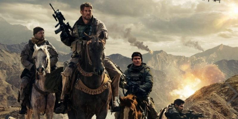 12 Strong Movie Review | A Tribute To Real-Life Warriors
