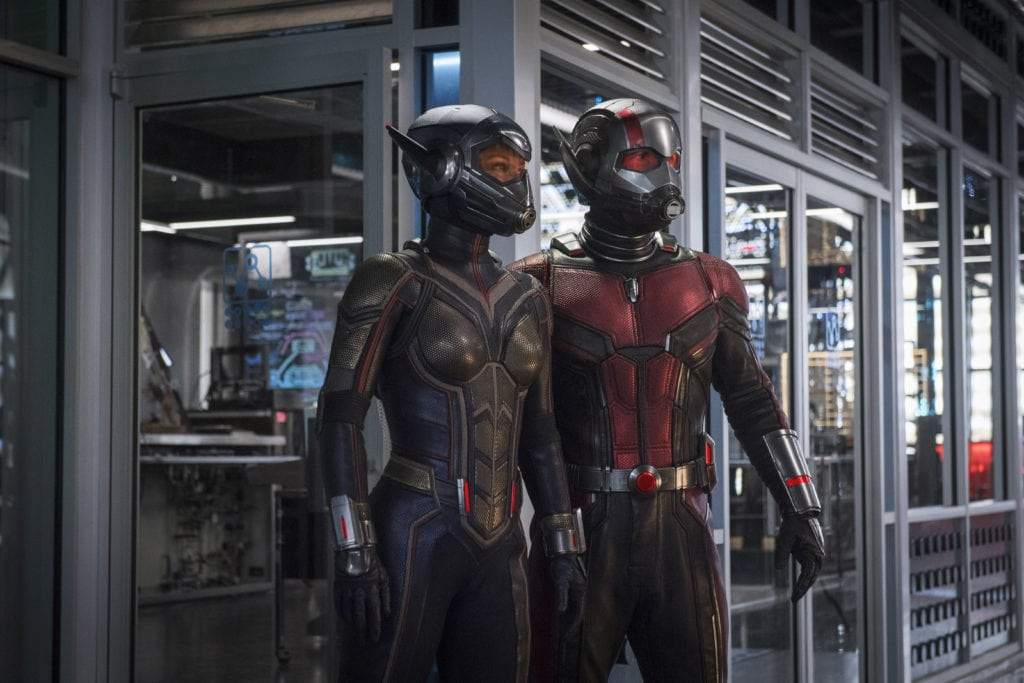 Ant-Man and The Wasp Disney Movies Coming Out In 2018
