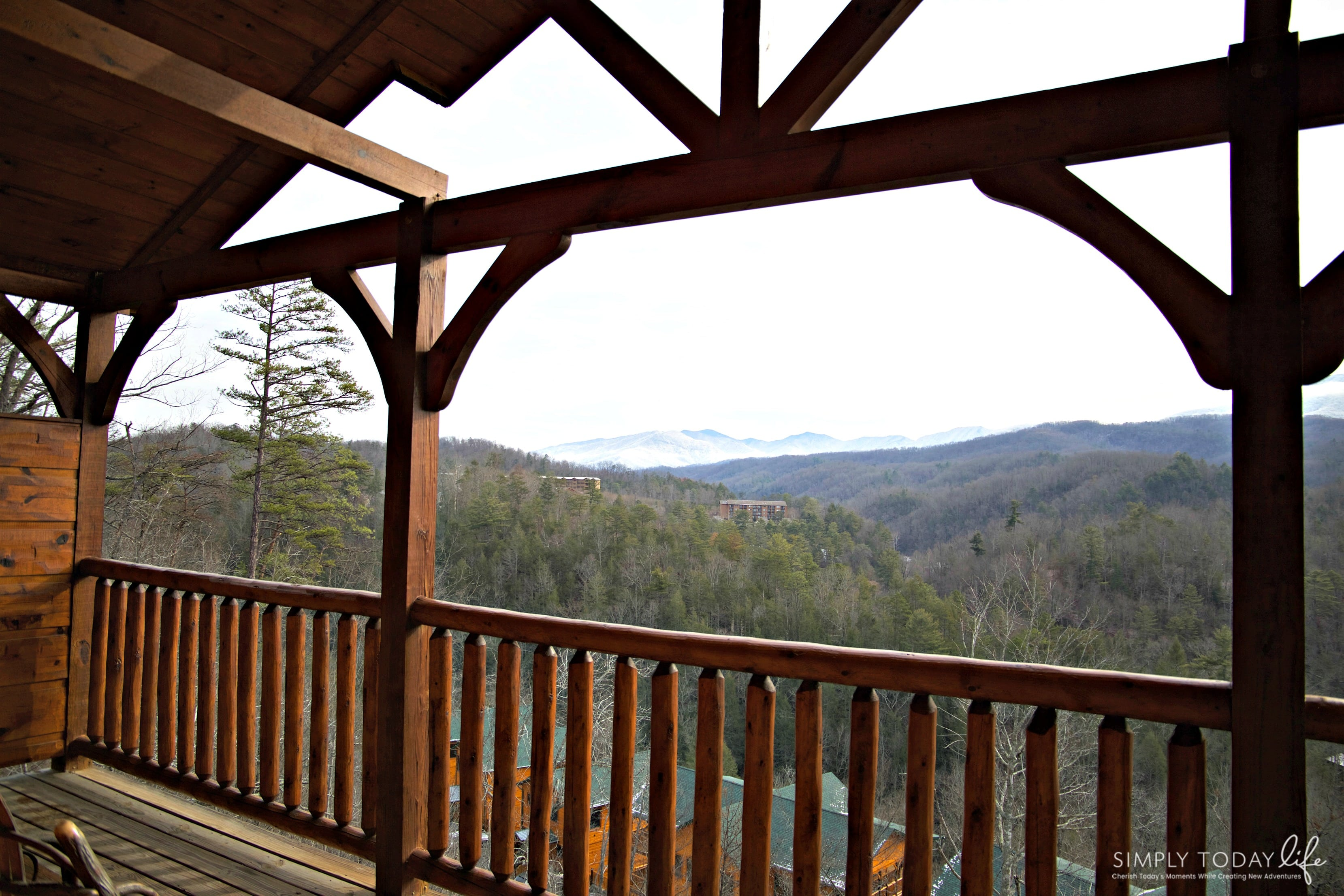 Cabins Mountain View in Gatlinburg - simplytodaylife.com