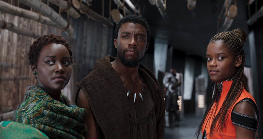 Disney Movies Coming Out In 2018 Black Panther Marvel