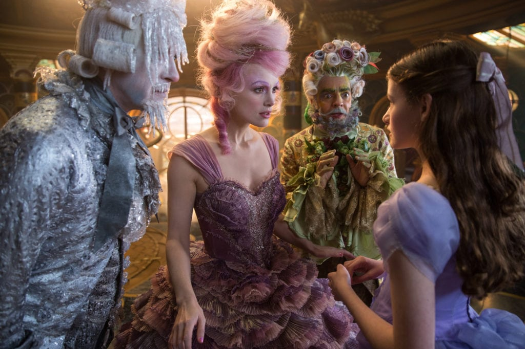 THE NUTCRACKER AND THE FOUR REALMS Disney Movies coming out in 2018