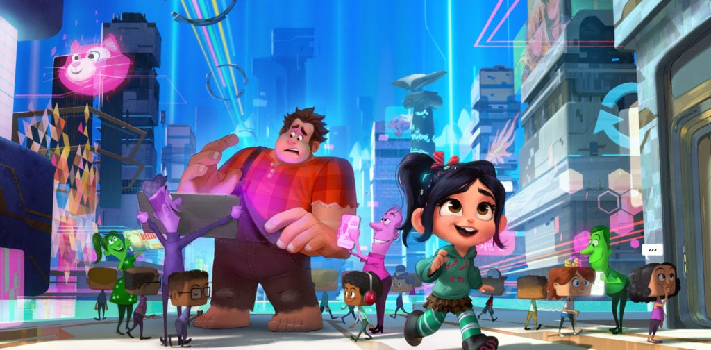 Ralph Breaks The Internet: Wreck-It Ralph 2 Disney Movies of 2018