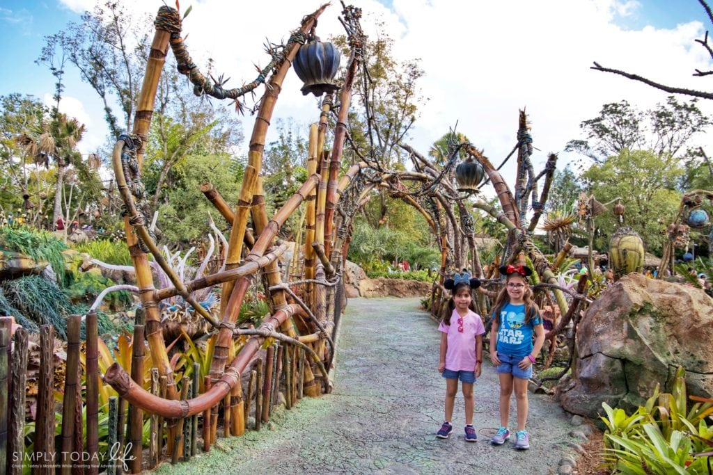 Best Disney Pandora Experiences For Kids | A Parents Guide To The World of Avatar - simplytodaylife.com