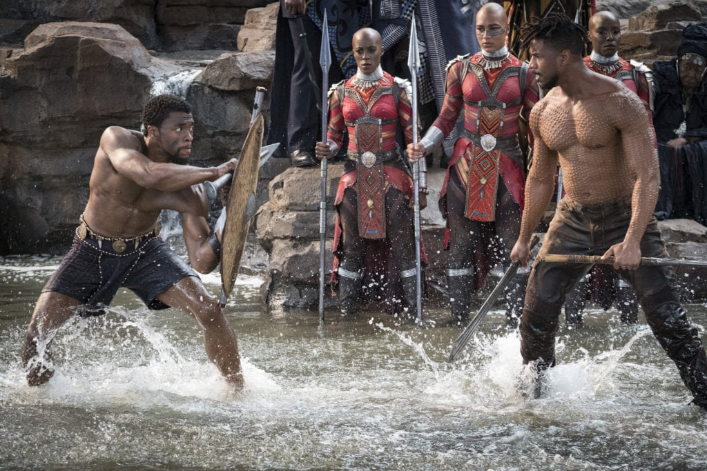 Black Panther Movie Review - simplytodaylife.com