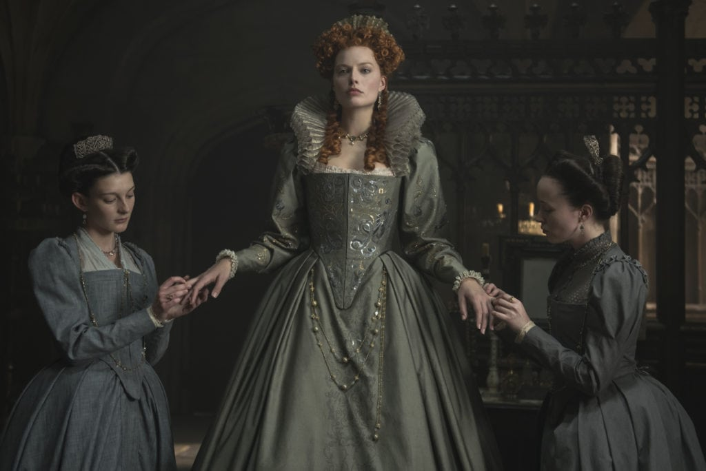 MARY QUEEN OF SCOTS Focus Feature Film 2018 - simplytodaylife.com