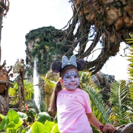 Turning Into An Avatar At Disney's Pandora - simplytodaylife.com