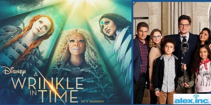 Finding The Tesseract In A Wrinkle In Time Movie Press Junket